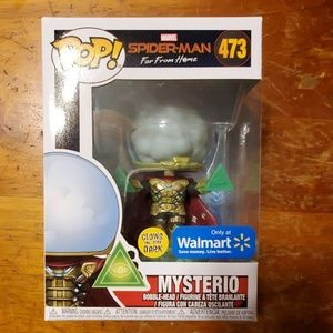 Mysterio exclusive funko pop